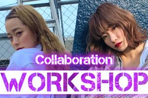 NanaSakamoto&RISAKO コラボワークショップ決定!スタジオとオンライン配信の同時開催!